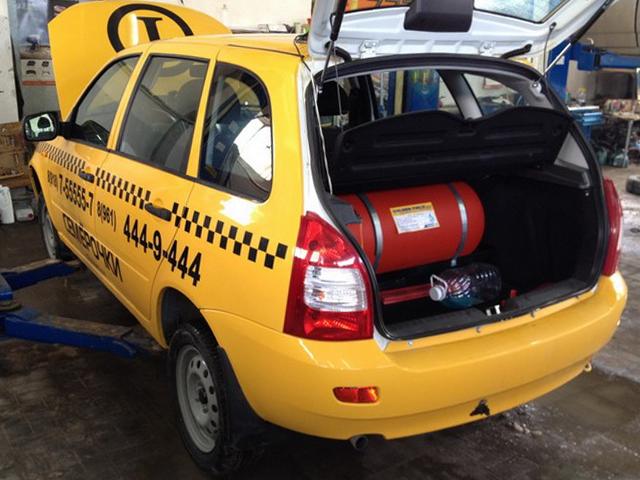 Метан газовое оборудование на авто