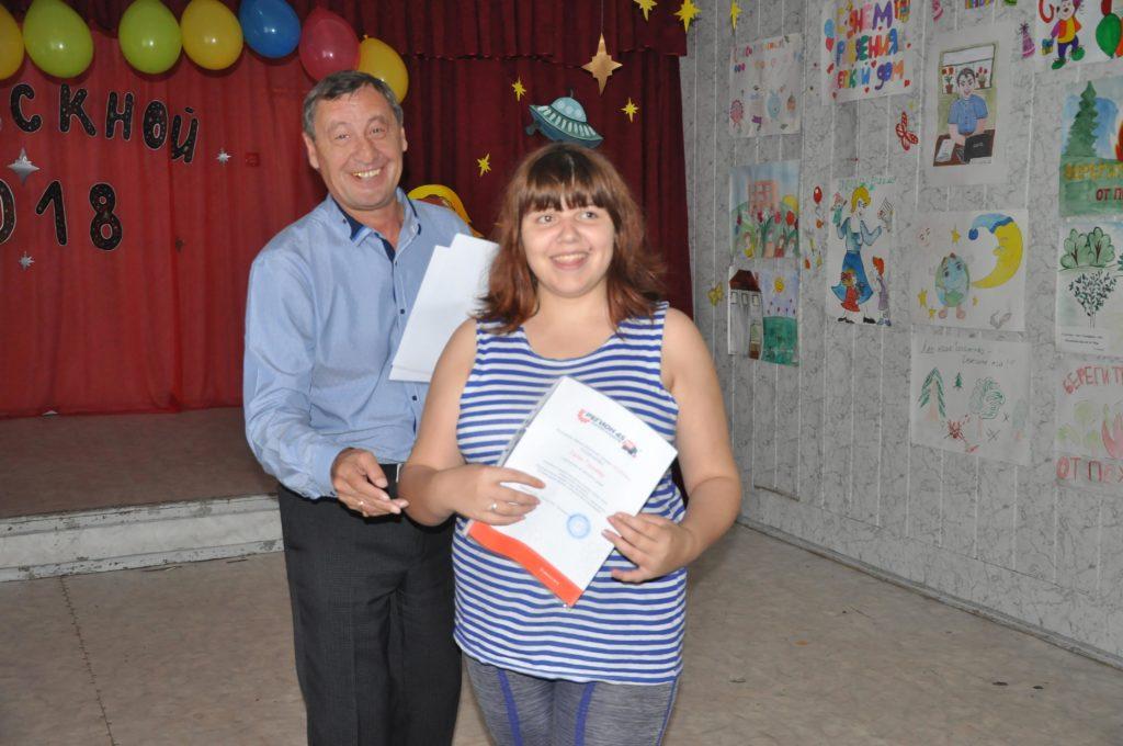 выпускной катайского детского дома