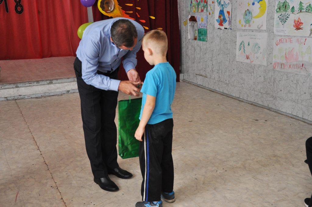 выпускной в детском доме