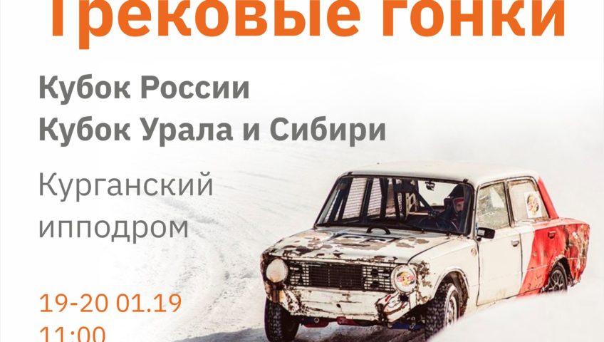Трековые гонки Курган кубок россии